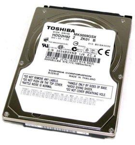 """HDD 2.5"""" 500Gb Toshiba MK5059GSX"""