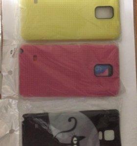 Чехлы Samsung Galaxy Note 4