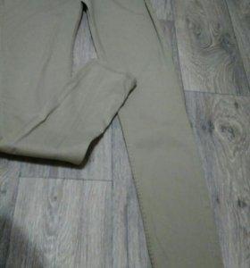 Штаны на высокой талии HM