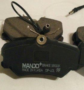 Тормозные колодки передние MPP01 MANDO