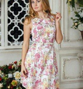Платье новое, 50 размер