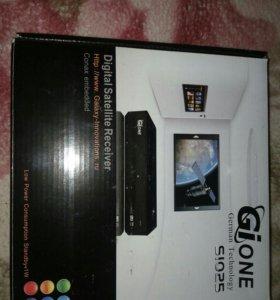 Спутниковый ресивер GI One S1025 Телекарта