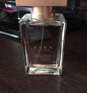 Парфюм Zara rose gold