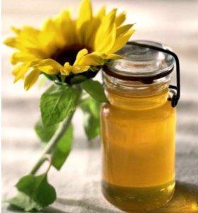 Мёд (подсолнух)