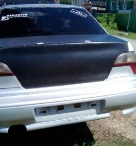 Крышка багажника нексия