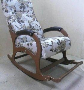 Кресло качалка Престиж, жаккард 90