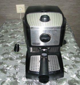 """кофеварка """"DELONGHI"""" EC 155"""