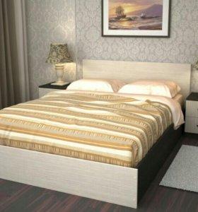 Кровать ЛДСП