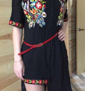 Стильное платье ! Новое .