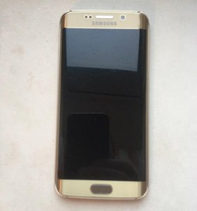 Samsung Galaxy s6 edge Ослепительная платина