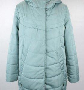 Демисезонное пальто, новое, 54-56 р-р