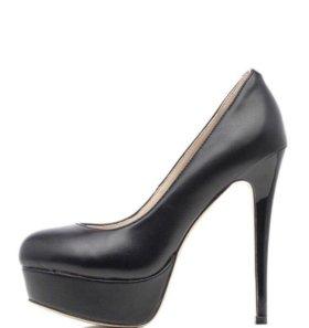 Туфли 35-36 р, новые, в идеале