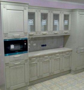 Кухни,Сборка мебели,подключение бытовой техники.