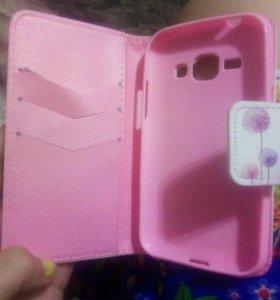 Чехол Samsung Galaxy J1