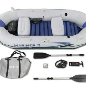 Лодка Marine 3