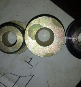 Втулка шаровой опоры/ рулевого BMW E39