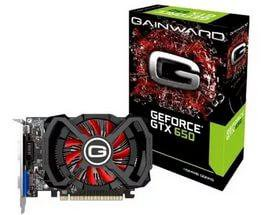 видеокарта Gainward GeForce GTX 650