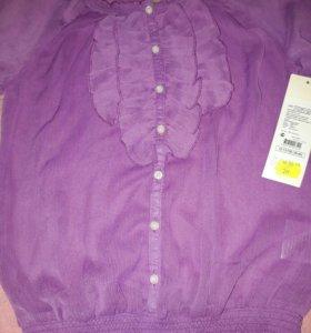 Блузка для модниц.