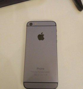 iPhone 5s(6 mini) 16 GB space gray