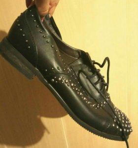 Туфли на осень-весну новые