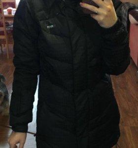 Женская куртка пуховик TERMIT