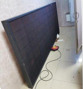 Новая Световая панель 3 м/ 1.40 м красный