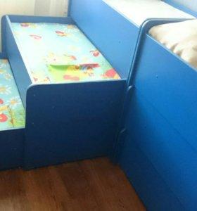 Кровать для минисадика