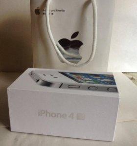 iPhone 4s, white, 32GB