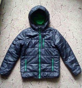 Куртка Demix 146 размер.
