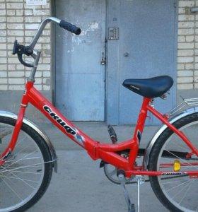 Велосипед складной Скиф Forward