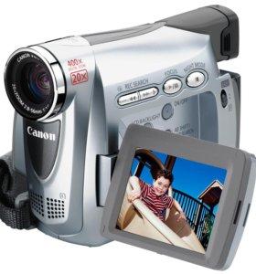 Видеокамера Canon MV800i. Новая.