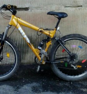 Велосипед колесо 26 скорости 21