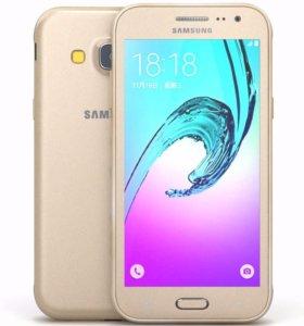 Телефон samsung galaxy j3(6)
