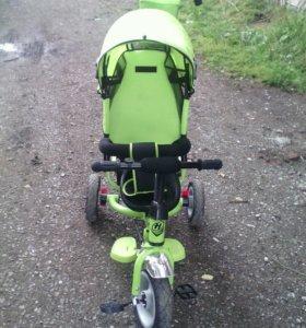 Велик-коляска