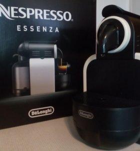 nespresso essenza DeLONGHI