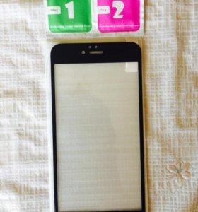 Стекло 3D для iPhone 6/6S plus