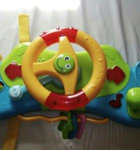Детский руль, на коляску