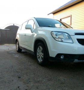 Chevrolet Orlando 2013 года выпуска