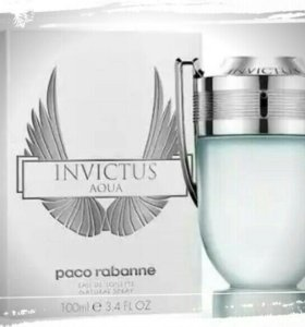 Paco Rabanne Invictus Aqua(оригинал)