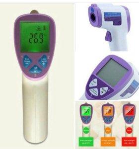 Электронный бесконтактный термометр
