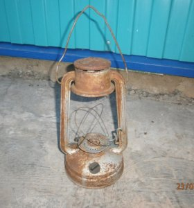 Лампа керосиновая СССР