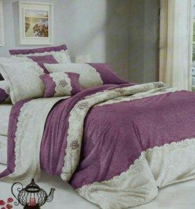Пошив постельного белья и подушек