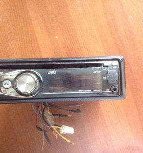Автомагнитола JVC USB