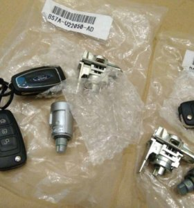 Комплект ключей и замков для Ford Focus 3,Mondeo4.