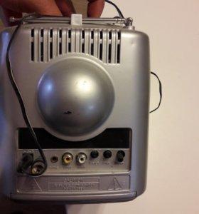 Тв радио для пикника