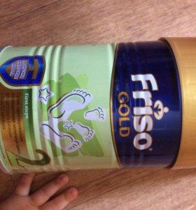Молочная смесь Friso Фрисо Gold 2 с 6 мес. 800 г