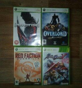 Xbox 360 лицензионные игры