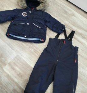Куртка и полукомбинезон зимние Reima