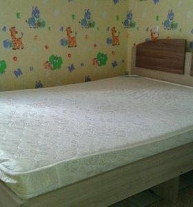 Кровать 1.4х1.9