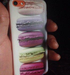 texet ix mini kak iPhone 5c